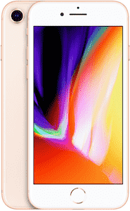 UQモバイルのiPhone8